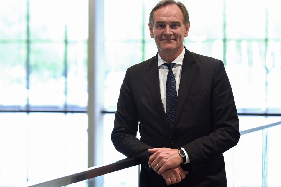 Burkhard Jung (SPD) ist Oberbürgermeister von Leipzig und Präsident des Deutschen Städtetages.