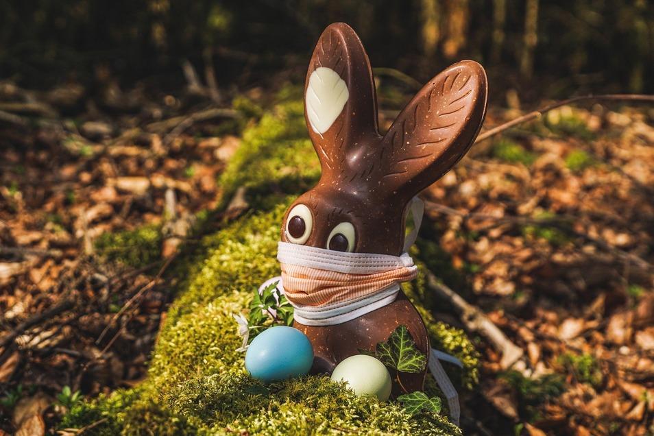 Der Osterhase kann trotz aktuell schwieriger Lage kommen: Am besten er bringt Geschenke made in Sachsen!