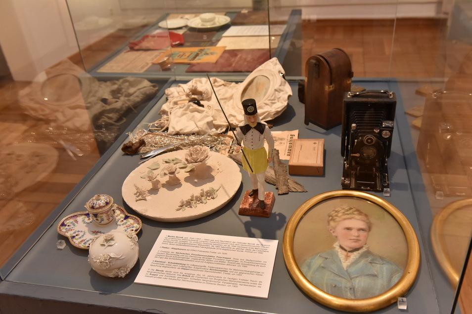 Porzellanherstellung, Bergbau, Kameraproduktion - im Weißeritztal hielt ab der zweiten Hälfte des 19. Jahrhunderts die Industrialisierung Einzug.