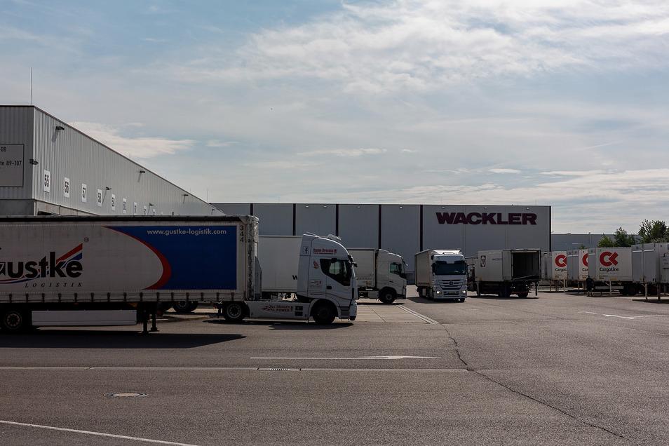 Die Spedition Wackler ist seit fast 30 Jahren auch in Ostsachsen aktiv. In Wilsdruff unterhält das baden-württembergische Unternehmen eine Niederlassung.