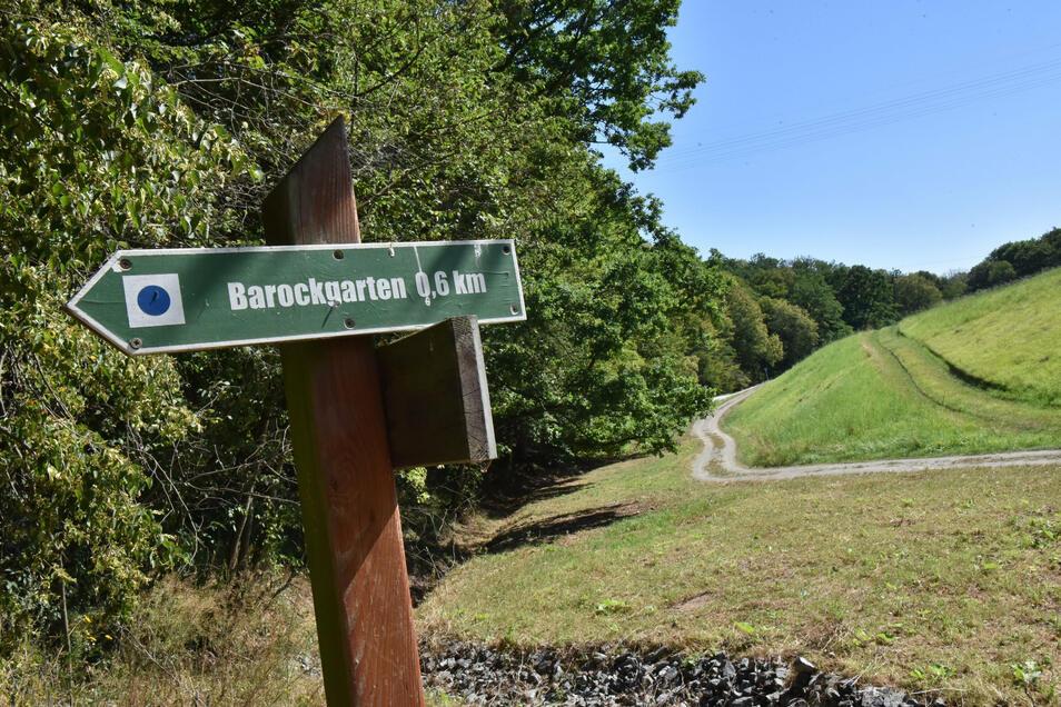 Schöner Weg zwischen Pirna und Heidenau. Nun soll er noch schöner werden.