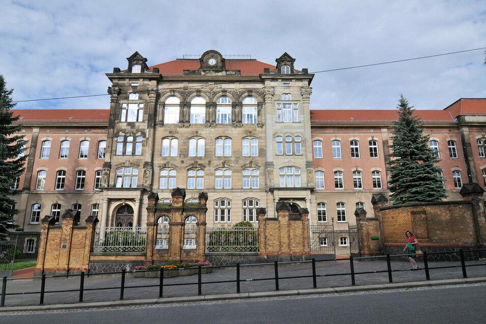 Pestalozzi-Oberschule Hartha.