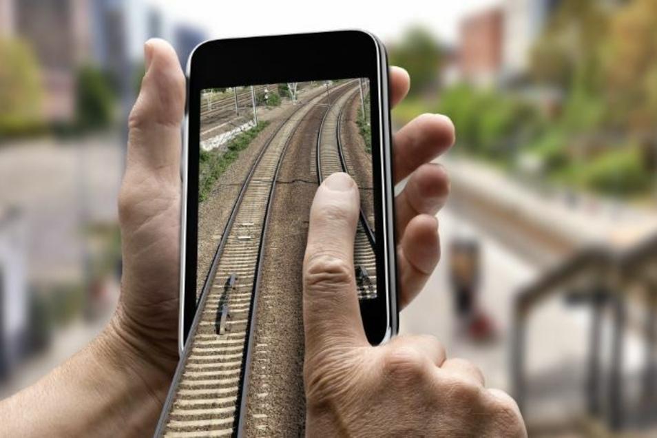 Wie wird die Bahn digitaler? Im Erzgebirge wird das getestet.