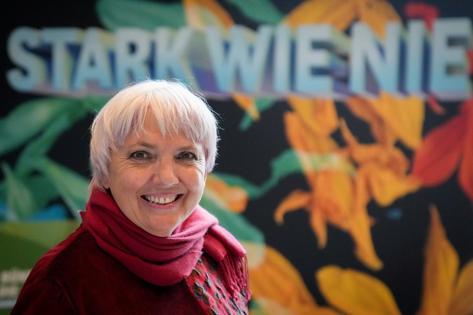 Die Grünen nominieren Claudia Roth als Bundestagsvizepräsidentin.
