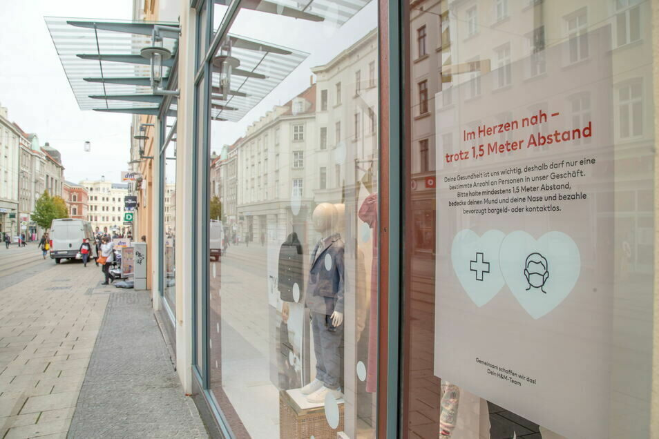 Mit mehr Testungen mehr öffnen, das ist der Grundgedanke bei Modellprojekten wie in Tübingen. In Görlitz mussten Geschäfte und Kitas jetzt aber erst mal wieder schließen.