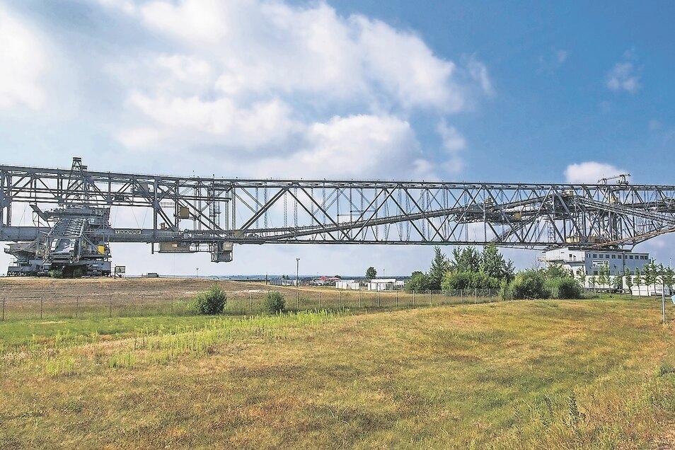 In Lichterfeld steht die fünfte und letzte gebaute Förderbrücke dieser Art. Die F60 wurde durch VEB Takraf Lauchhammer vor Ort von 1989 bis 1991 erbaut. Sie arbeitete vom März 1991 bis zum Juni 1992, wurde 1998 vorm Verschrotten gerettet. Seit dem Jahr 20