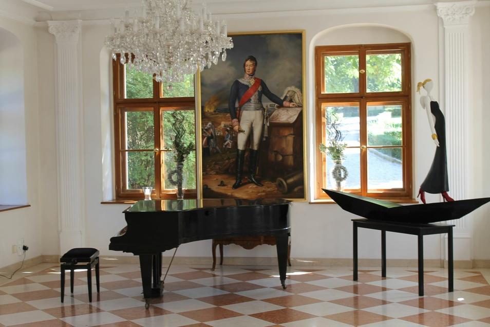 """""""Tag des offenen Barockschlosses"""" Proschwitz, Meißen"""