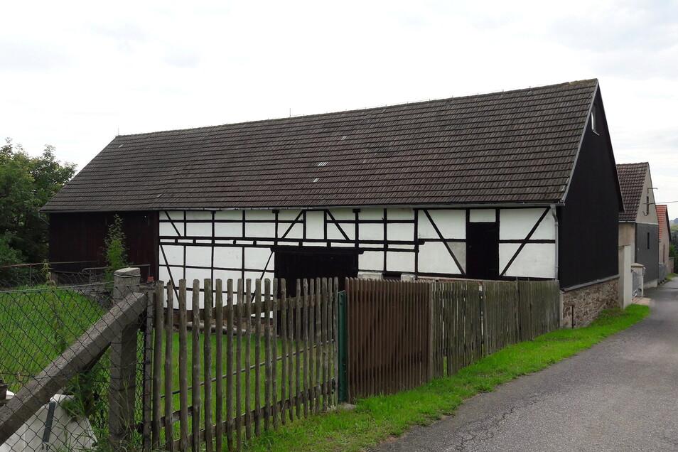 So sah das jetzige Zuhause von Stefan Damm, Ulrike Richter und ihrem Sohn Vincent vor dem Umbau aus.