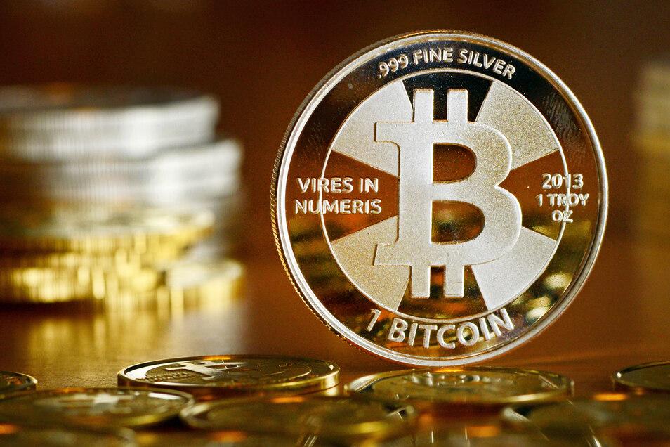 Für die Verwertung von virtuellen Währungen wie Bitcoins ist in Sachsen die Generalstaatsanwaltschaft Dresden zuständig.