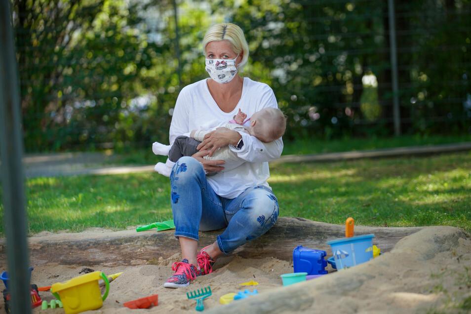 Erfüllung gefunden: Diana kann sich ein Leben ohne Pflegekinder nicht mehr vorstellen.