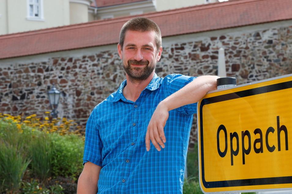 Matthias Reuter ist der Pflegekoordinator des Landkreises Görlitz.