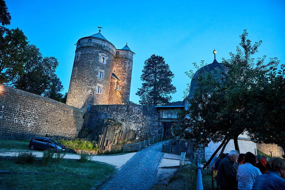 Für einen Besuch hat die Burg Stolpen täglich von 10 bis 18 Uhr geöffnet.
