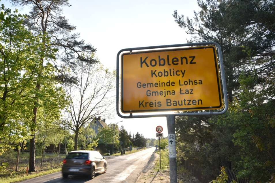 Die Ortsdurchfahrt Koblenz ist marode.