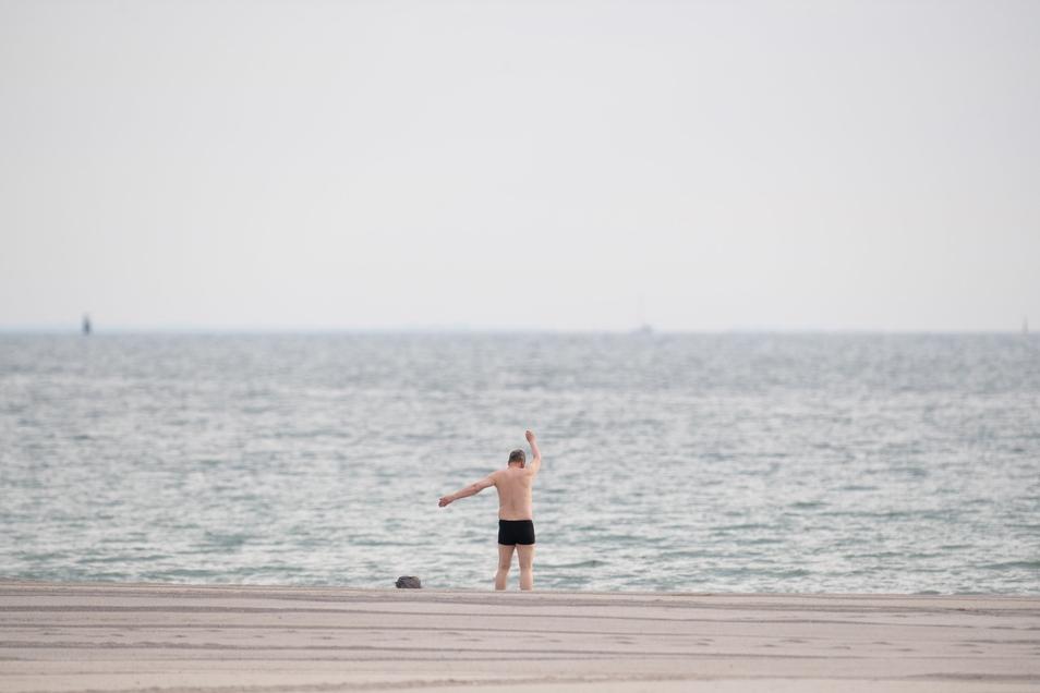 Ziel Ostsee verfehlt.
