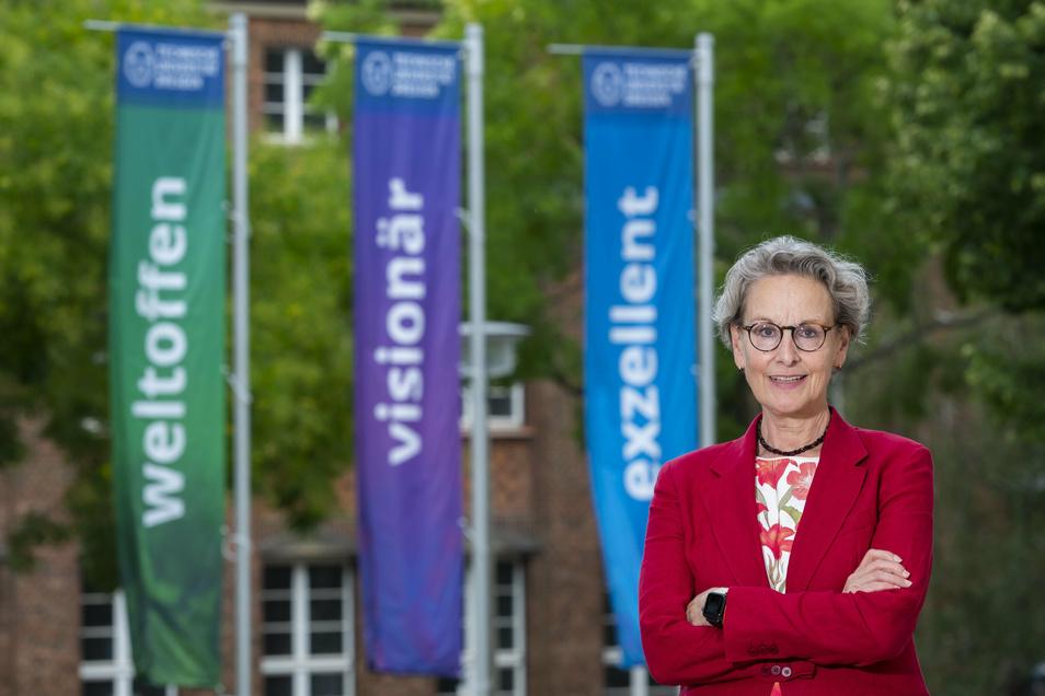 Ursula M. Staudinger (61) hatte eine Professur in den USA und leitete an einer der Elite-Unis dort das Zentrum für Altersforschung. Jetzt wechselt sie an die TU Dresden, wo sie schon einmal tätig war.