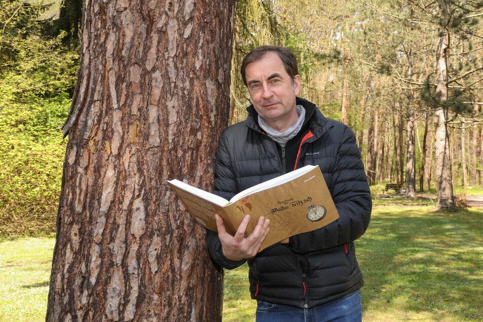 Uwe Karte ist freier Journalist und Buch-Autor. Seit einigen Jahren hat sich der 53-Jährige mit den Tagebüchern von Dynamos einstigem Meistercoach Walter Fritzsch beschäftigt.