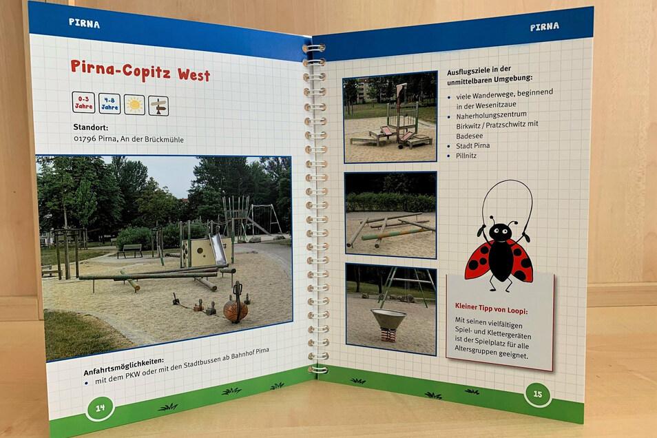 Spielplatzbuch der Lebenshilfe: Tipps für eine gemeinsame Auszeit von Kindern und Eltern.
