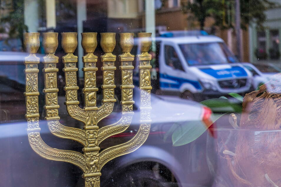 Ein jüdisches Lokal in Chemnitz wurde mehrfach angegriffen. Foto: kairospress