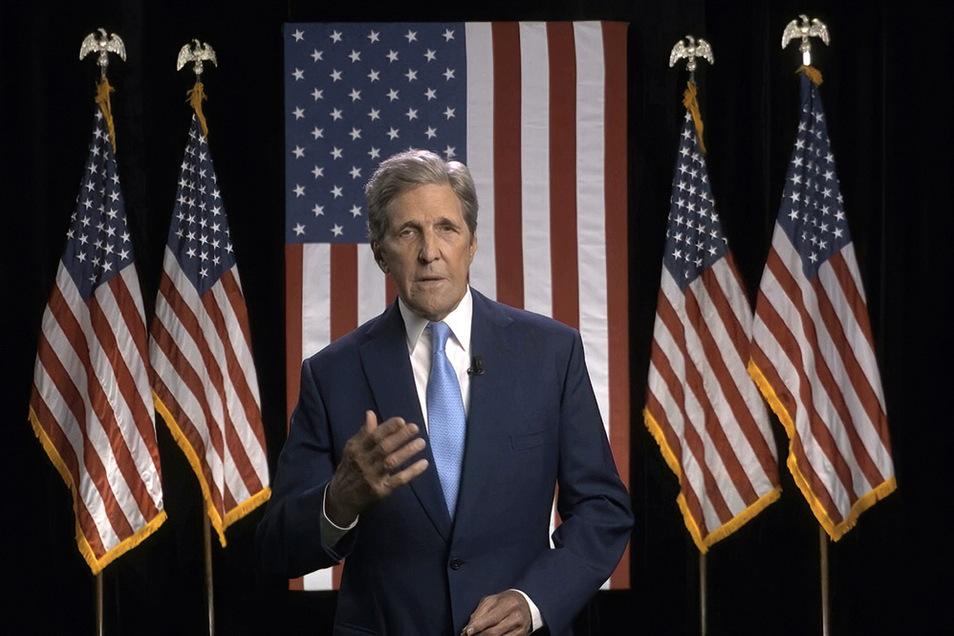 John Kerry, ehemaliger demokratischer Außenminister der USA.