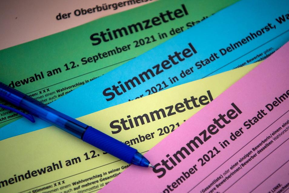 Am 26. September ist Bundestagswahl.