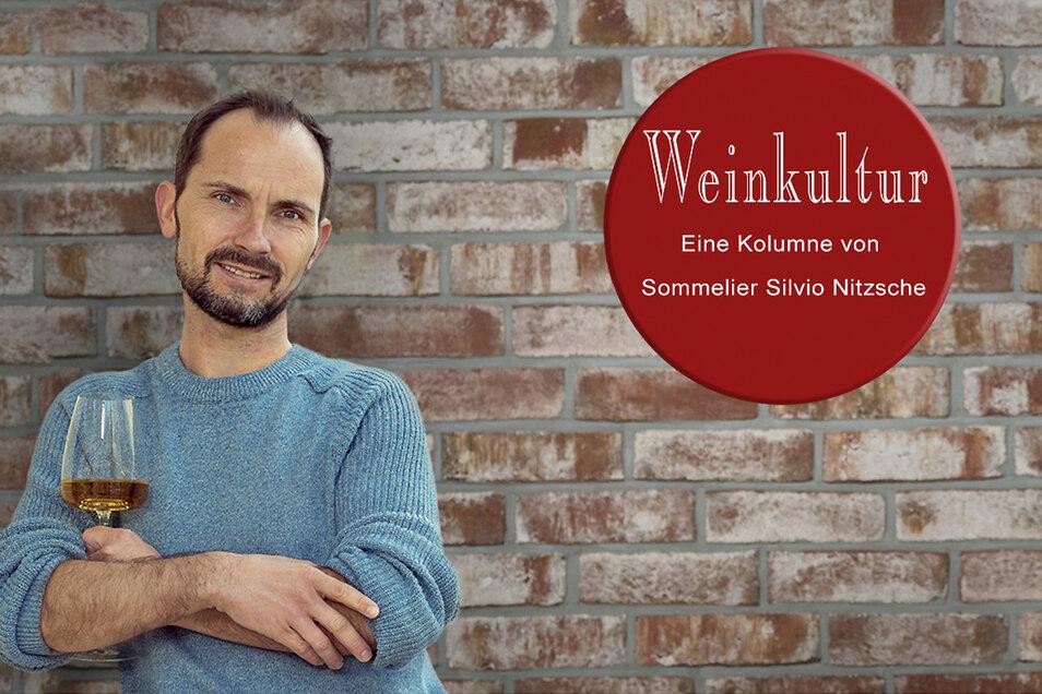 Silvio Nitzsche ist Sommelier, betreibt in Dresden die WeinKulturBar und schreibt regelmäßig in der SZ.