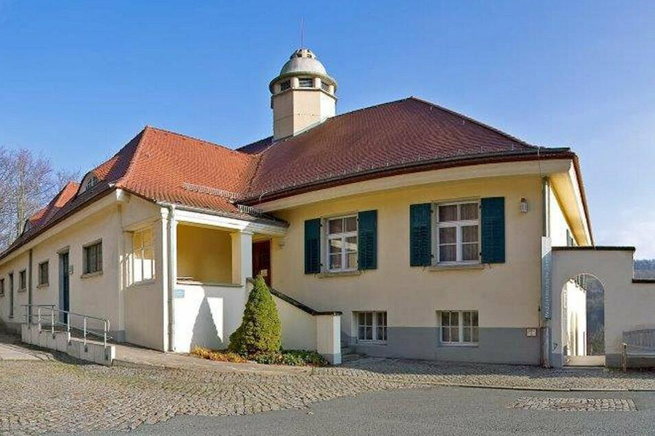 Seit fast 19 Jahren Museum, nun auch Vortrags- und Seminarort: Die medizinhistorischen Sammlungen im Gesundheitspark Bad Gottleuba.