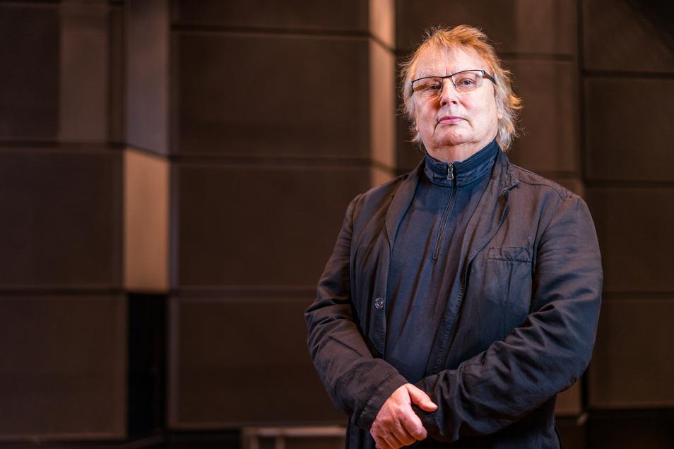 "Wolfgang Schaller, früherer Chef der""Herkuleskeule""."