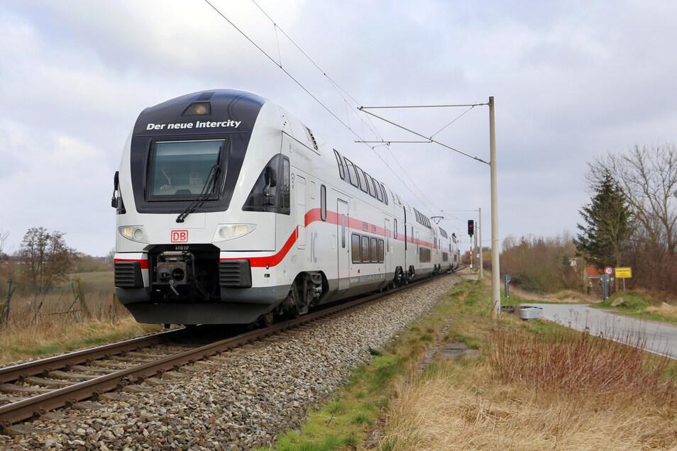 Die Züge sollen auch während der Corona-Krise weiterfahren.