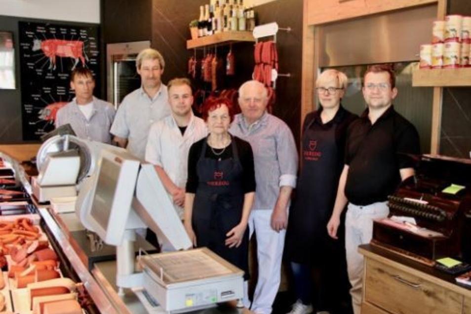 Die Landfleischerei Karl Herzog aus Spitzkunnersdorf ist im digitalen Sachsen-Kaufhaus präsent!