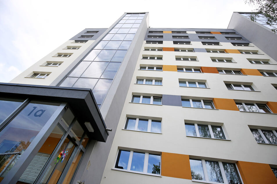 An der Magdeburger Straße war ein Aufzug wochenlang defekt.