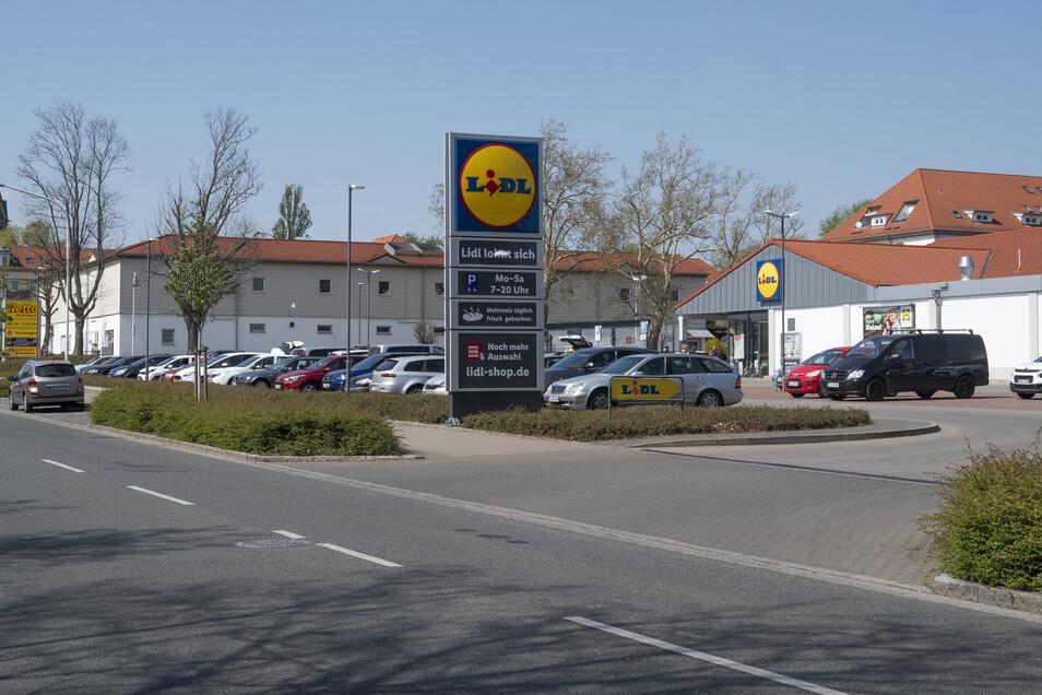 Der Lidl-Markt an der Bebelstraße soll erweitert werden.