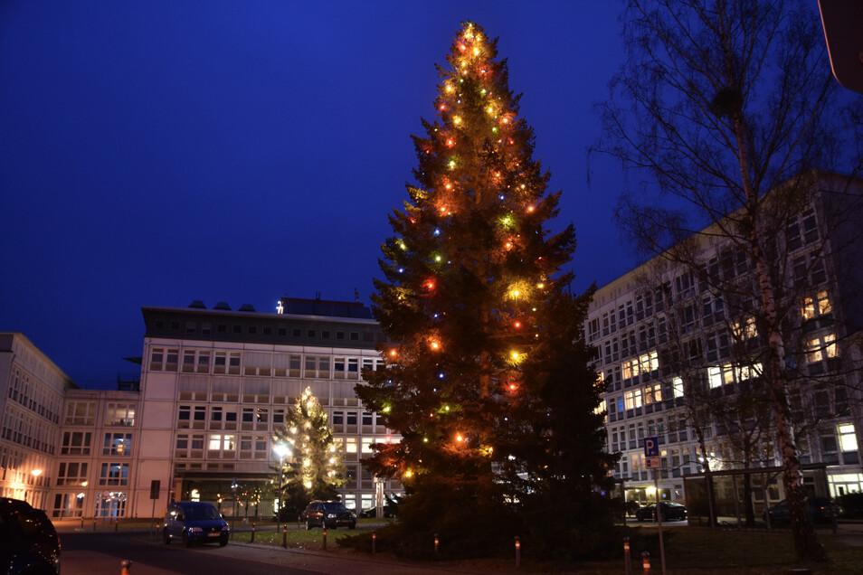 Der Bescheid über die Förderung traf pünktlich zu Weihnachten ein.