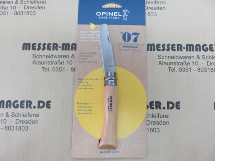 OPINEL Kindermesser Buche