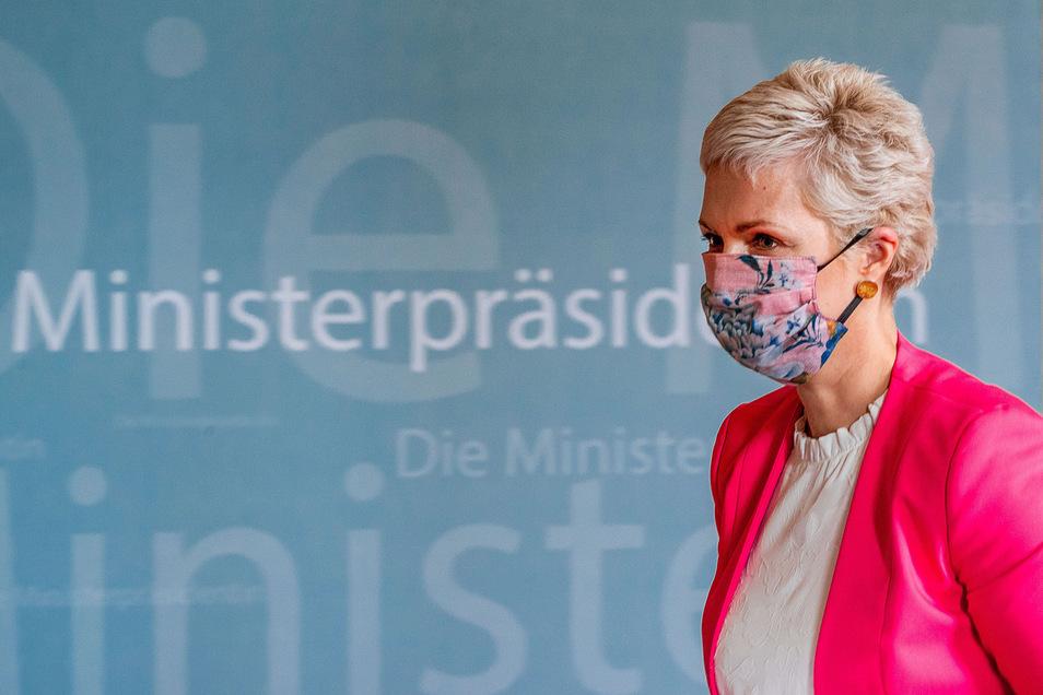 Ihr Amt führte die SPD-Politikerin trotz Therapie fast ohne Einschränkungen weiter.