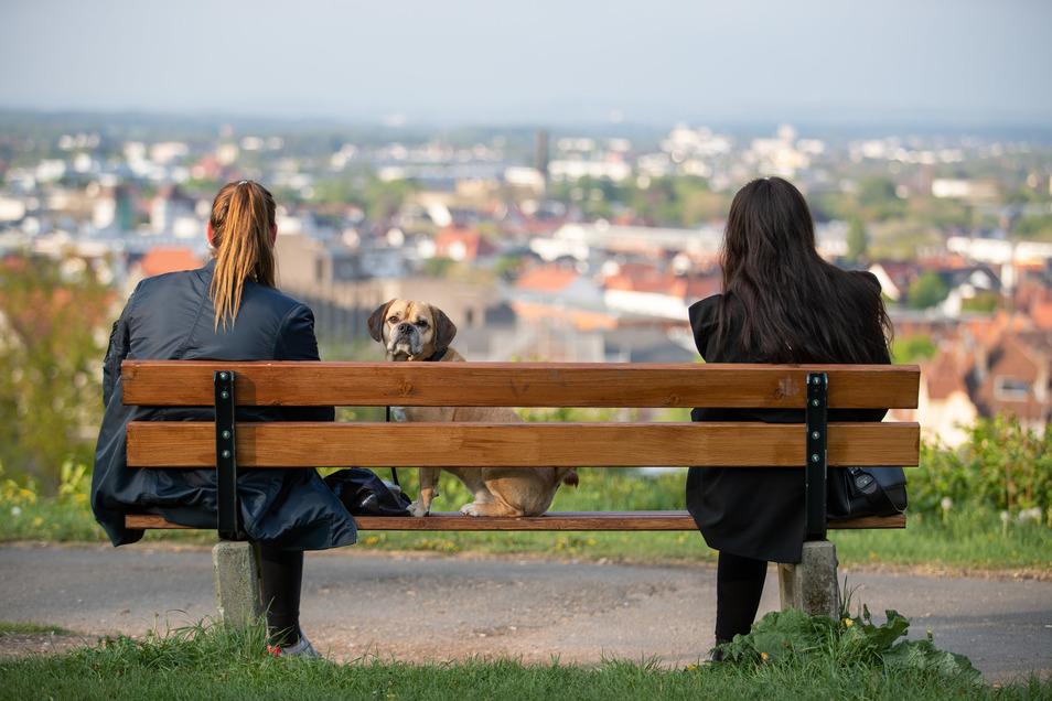 Die Menschen in der Region Döbeln wünschen sich neue Sitzgelegenheiten.