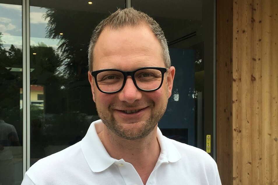 Der 45-jährige Südtiroler Massimo Battaglio ist für das Marketing und die Zufriedenheit der Gäste zuständig.