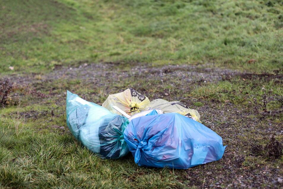 Helfer sollen Müllbeutel mitbringen.