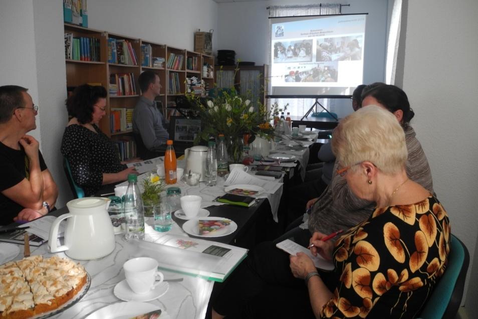 Zur Jahreshauptversammlung steckten die Mitglieder des Vereins Sorbischer Kulturtourismus unlängst in Lohsa die Ziele für 2019 und für die Zukunft ab.