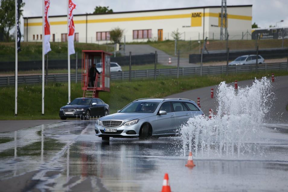 Die Corona-Krise hat viele ADAC-Aktivitäten eingeschränkt. Auch das Fahrsicherheitszentrum am Sachsenring musste zeitweise schließen.