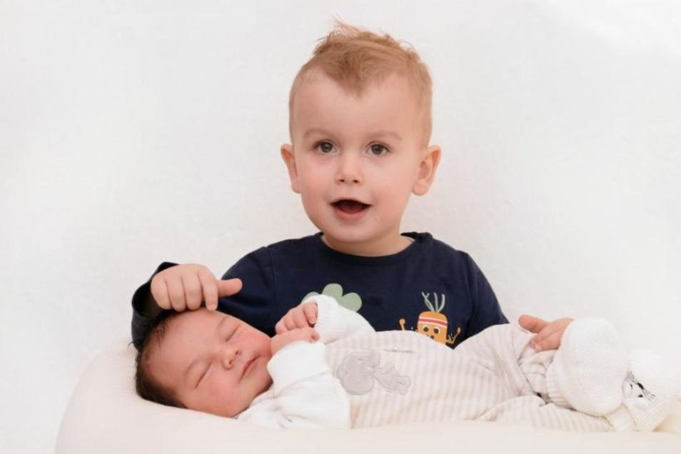 Malte Geboren am 14. Januar Geburtsort Kamenz Gewicht 4.330 Gramm Größe 52 Zentimeter Eltern Claudia und Dominik Bulang Bruder Marlon Wohnort Prautitz