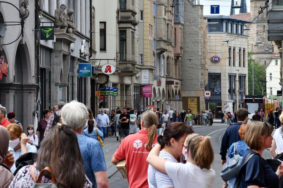 Statt den jetzigen Regeln sollen ab Anfang Juni lokale Corona-Maßnahmen in Thüringen gelten.