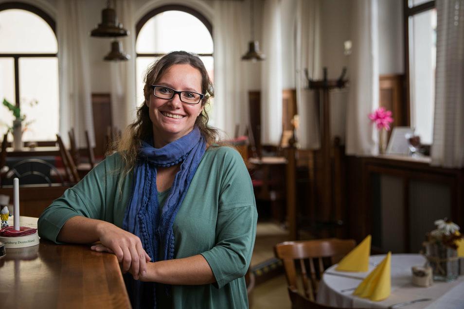 Ihren Traum vom eigenen Restaurant hat sich Maria Gentzsch gleich nach ihrer Ausbildung erfüllt. Jetzt kämpft sie um ihren Optimismus, dass daraus kein Alptraum wird.