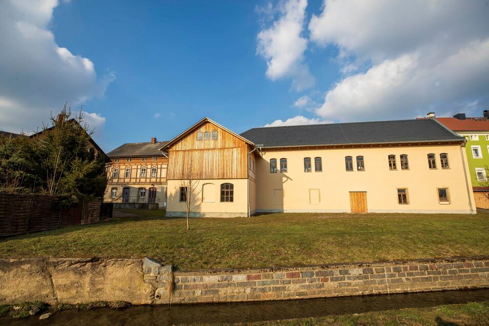Ein Besuchermagnet schon heute: die Hofmühle unweit des Schlosses, hier könnte der Museumsgedanke historisch und wissenschaftlich weitergeführt werden.