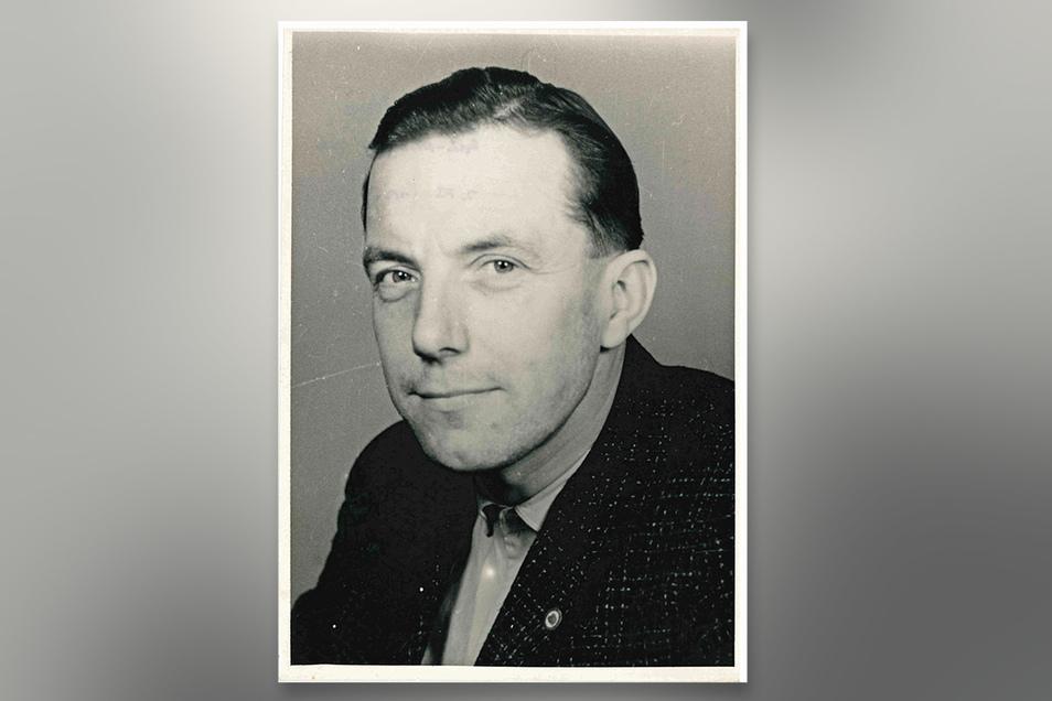 Herbert Risse in den 1970er Jahren