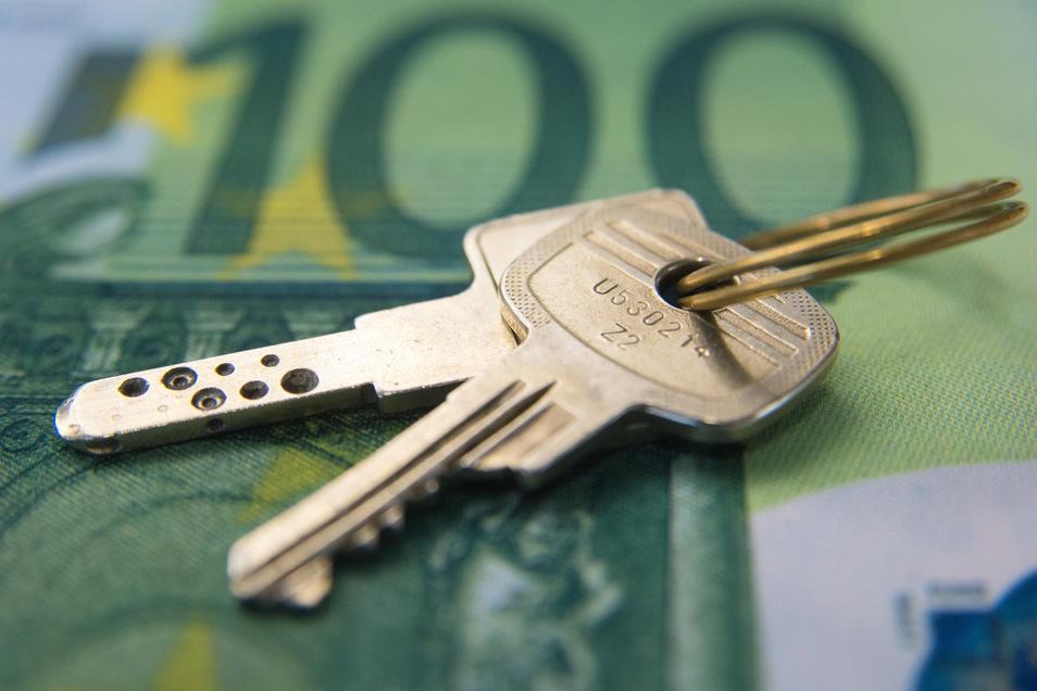 Viele Mieter im Landkreis sind mit dem Wohnungsangebot nicht zufrieden und halten die Wohnkosten für zu hoch.