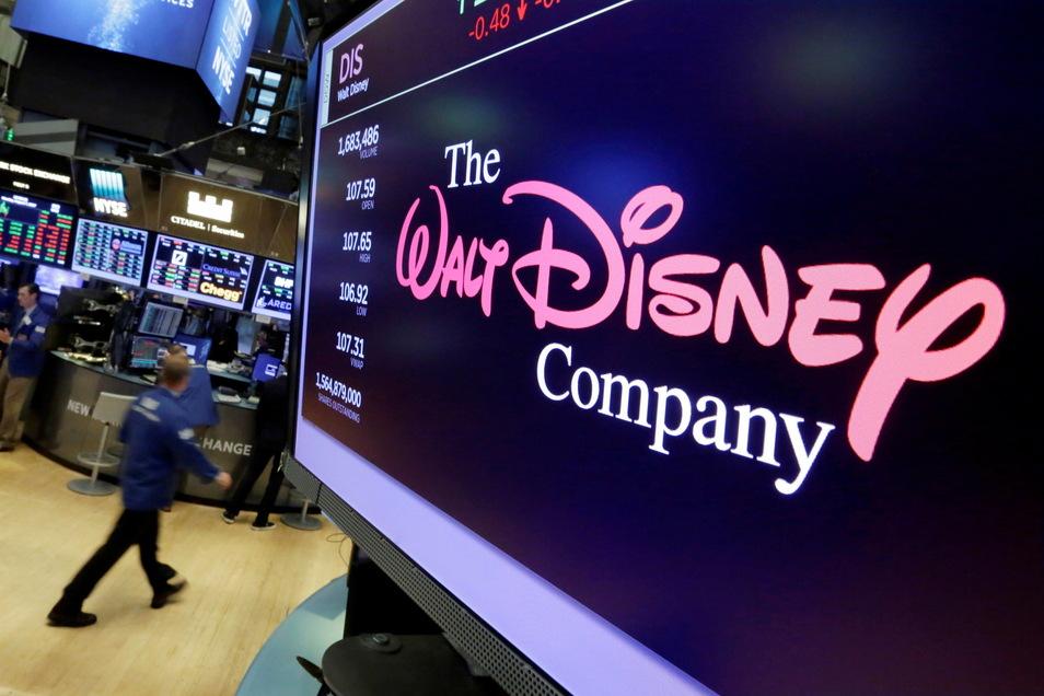 Disney+ ist das Streaming-Angebot des Disney-Konzerns.