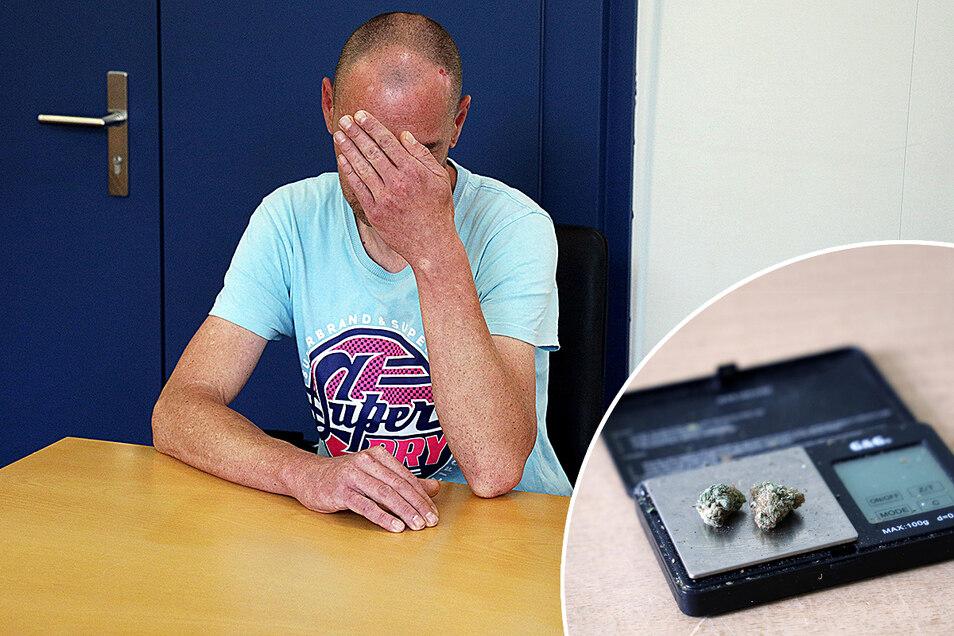 Nach einer Hausdurchsuchung sitzt ein 41-Jähriger vor Gericht - unter anderem bringt ihn der Besitz einer Feinwaage (Symbolfoto) in Erklärungsnot.