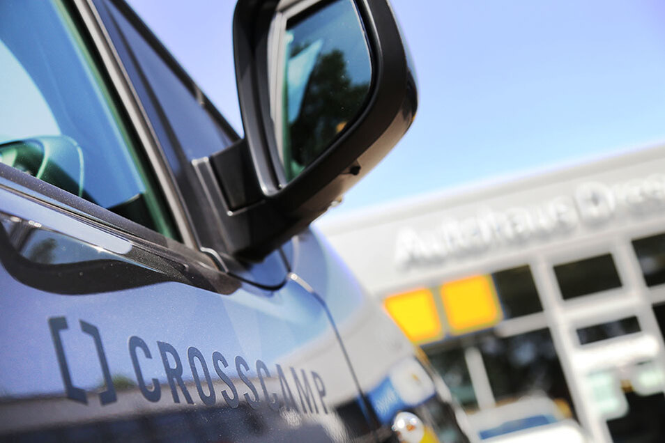 Auf Basis eines Opel Zafira Life entsteht der Crosscamp Life.