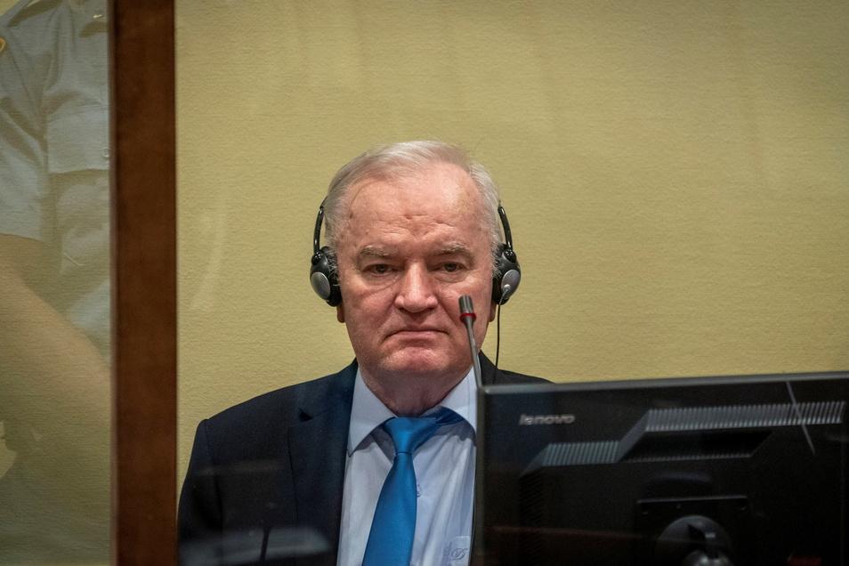 Das UN-Kriegsverbrechertribunal hat die Verurteilung des früheren bosnisch-serbischen Militärchefs Ratko Mladic wegen Völkermords, Kriegsverbrechen sowie Verbrechen gegen die Menschlichkeit bestätigt.