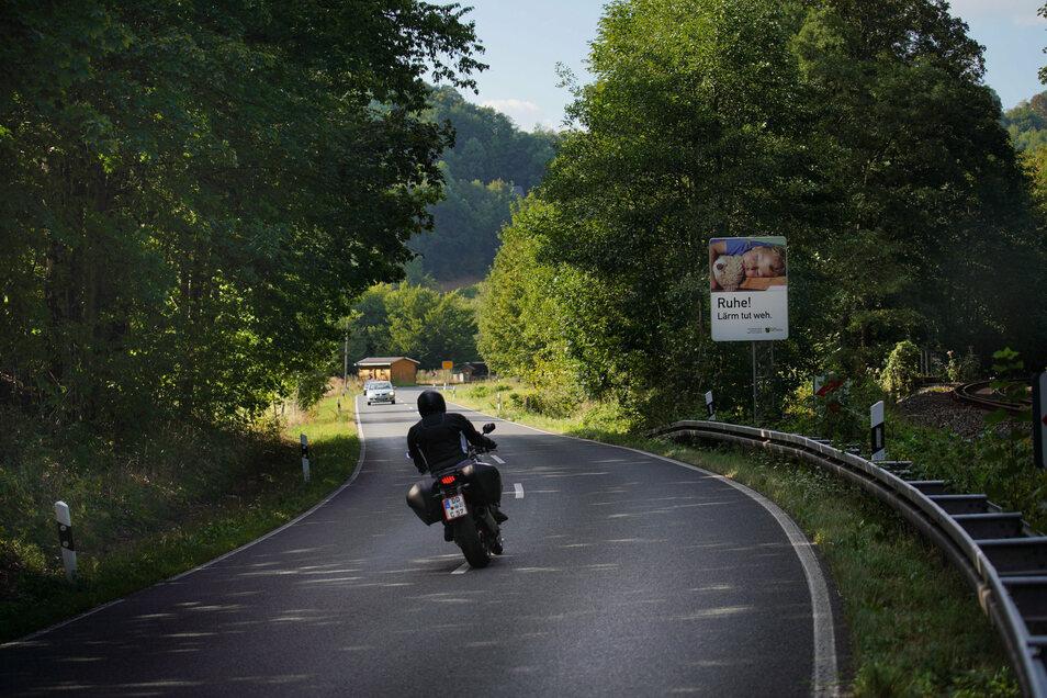 Genussbiker willkommen, Hobbyrennfahrer nicht.